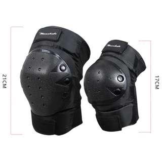 Brand New Elbow and Knee Guards Suitable for those below 155cm, weight below 45kg