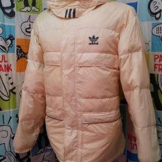 Adidas down jacket