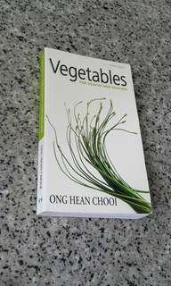 Book : Vegetables For Health and Healing