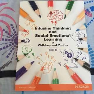 Infusing thinking and social emotional learning in children and youth