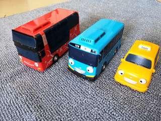 Tayo Bus & Taxi