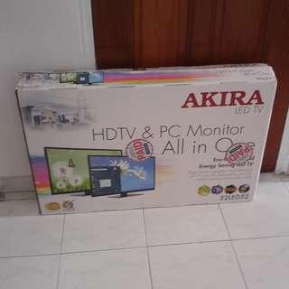 "32"" Akira LED Empty TV Box"