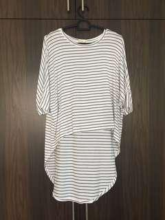 CO striped top