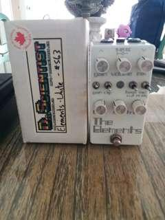 DrScientist The Elements OD/Dist pedal