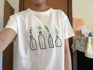Korean Plants shirt