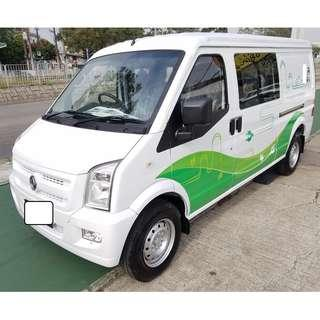 2019 全新東風小康 DFSK EC35 EV 240KM 純電客貨車