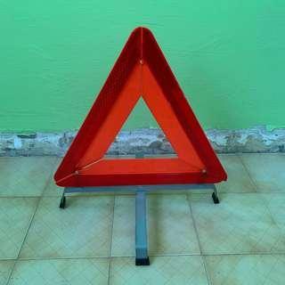 Breakdown Sign (Warning Triangle)