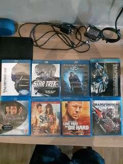 bluray movies