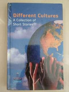 Different Cultures - A collection of short stories by Pearson Longman