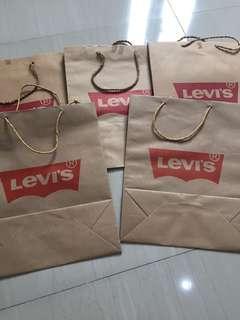 Levis Paperbag