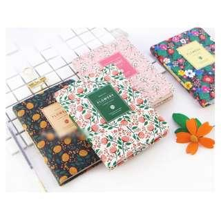 🚚 2019 Planner - More Flower Collection (A5 & A6)