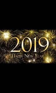 HAPPPY NEW YEAR 2019 ❤️