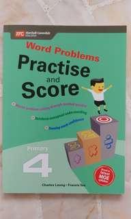 P4 Math Assessment Book