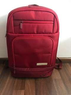 Samsonite Red laptop backpack