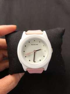 Agatha ladies quartz watch