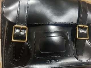 100% Original Dr. Martens Doc Martens 11 inch Satchel Bag