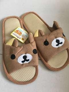 BNWT Rilakkuma Home Sandals / Slippers Sanrio