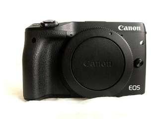 Canon EOS M3 (非Sony/ Nikon/ Fujifilm)