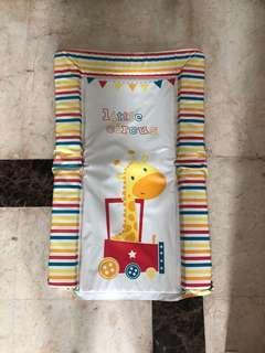 Baby change diaper matt or bath matt