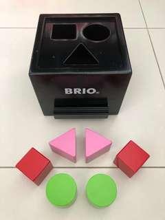 BRIO activity box