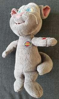 Talking Tom Plush with Sound