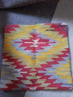 BN Wool Kilim Cushion Cover