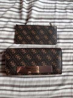 Authetic Guess Long Wallet