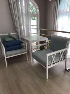 Sofa set with table cheap!!!