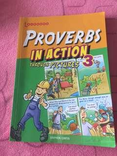 Proverbs in Action through Pictures 3
