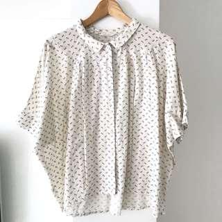 Women's Printed Woven Blouse
