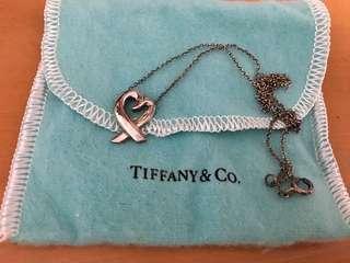 🚚 Tiffany loving heart 項鍊