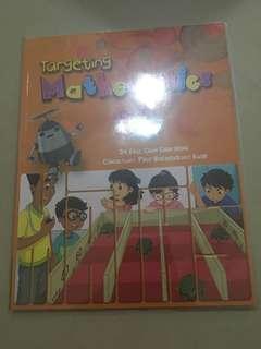Primary 6B Math Textbook