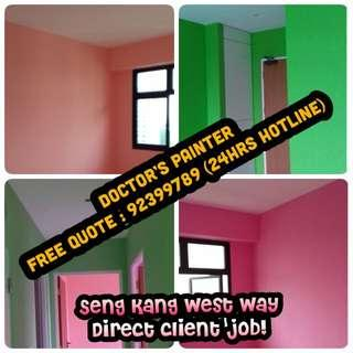 Special offer ! Professional Painting Services! Nett price deal ! No hidden charges