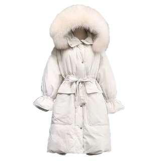 🚚 Woman Winter Coat in beige