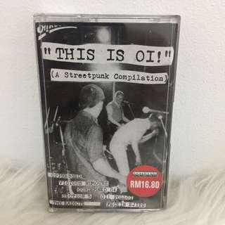 Kaset Cassette This is Oi !