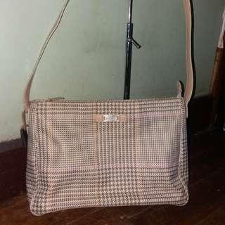 28e30c7d265e Fixed price Original Ralph Lauren Rl houndstooth shoulder bag
