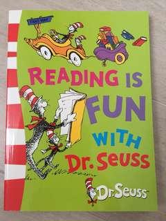 BRAND NEW! Dr Seuss Reading is Fun