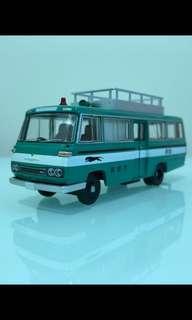 Tomica Limited Vintage Neo tomytec LV N142a 警視庁 機動救助隊 1:64