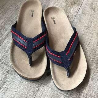 Leather sole Sandal