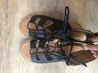 Gladiator sandals - brand new