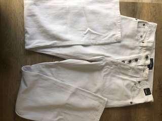 Versace high waist pants