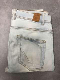 Zara Men's Jeans 男裝牛仔褲