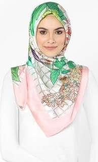 Duck Scarves - The Royal Duck in Peach