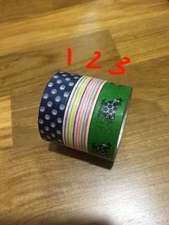 Washi MT Tapes
