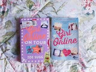 Girl Online Bundle (Book 1 & 2) By Zoe Sugg