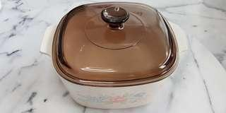 Corningware casserole set (21cm)