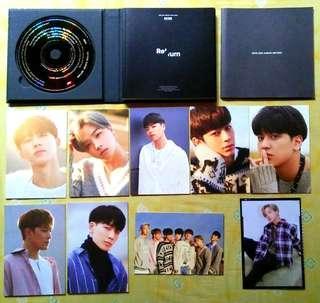 Album iKON Return Black Version