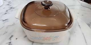 Corningware casserole set (26cm)