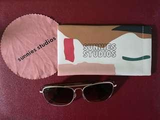 Sunnies Studios Sunglasses - Carter