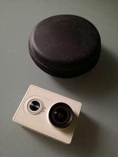 Yi Action Camera, faulty